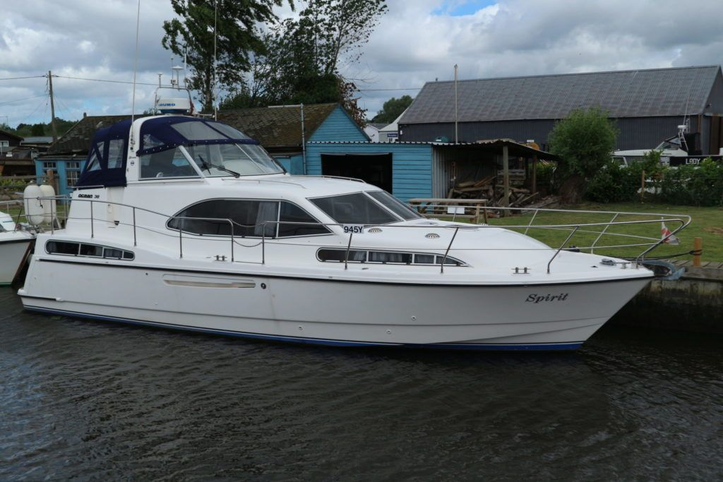 Broom 38 For Sale Image 1