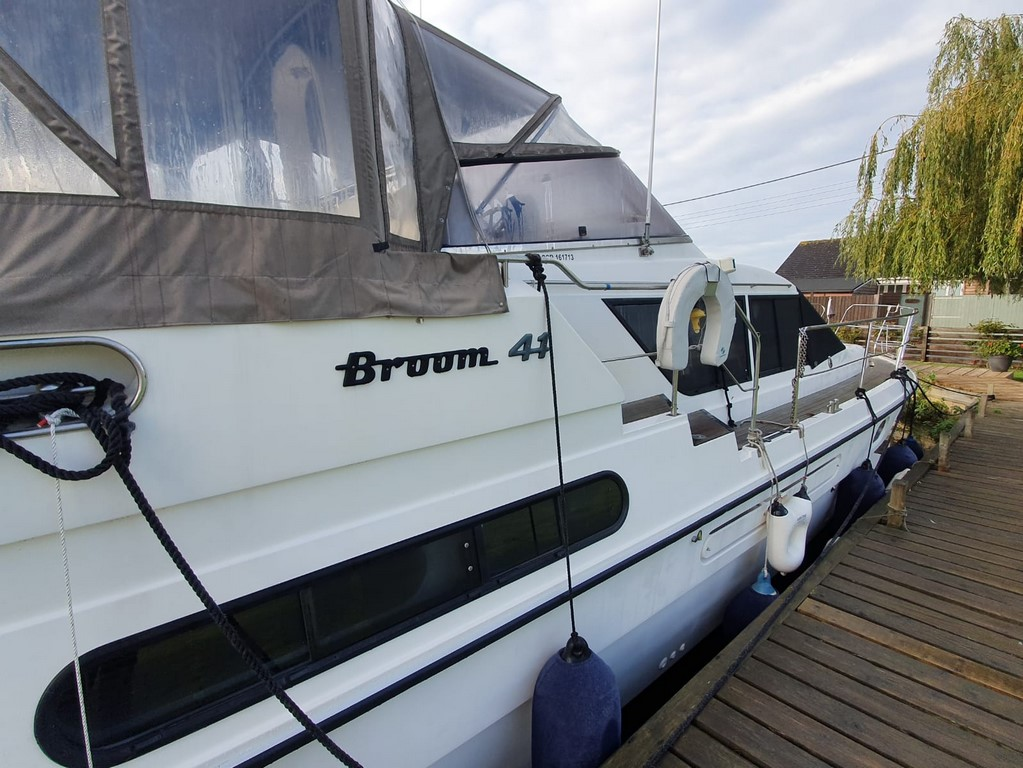 Broom 41 For Sale Image 17