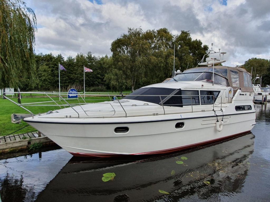 Broom 41 For Sale Image 1
