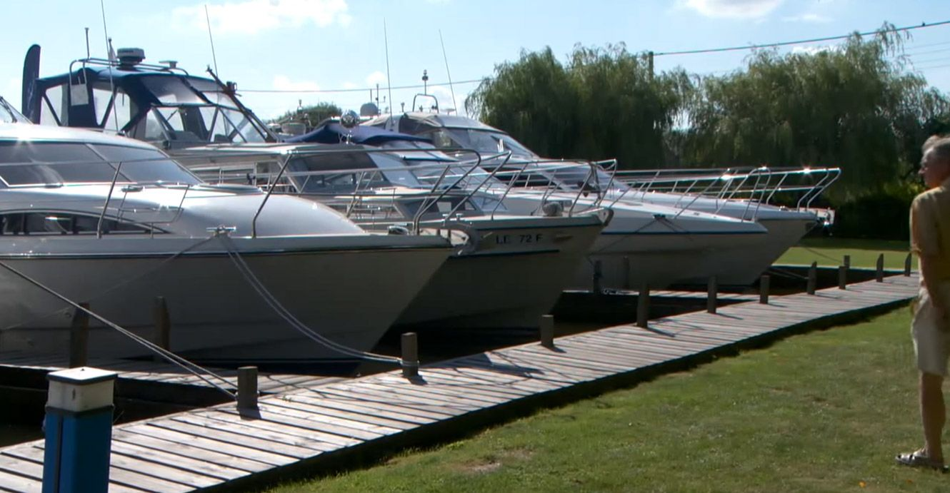 boats for sale at Norfolk Yacht Agency