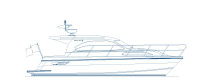haines 32 offshore illustration