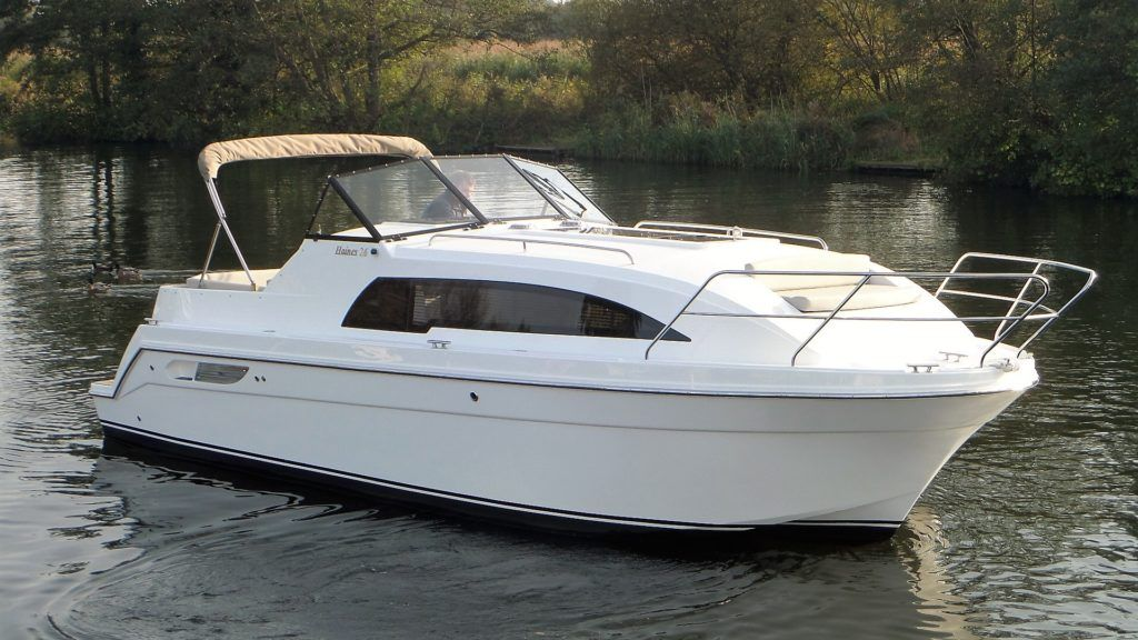 New Haines 26 For Sale Image 1
