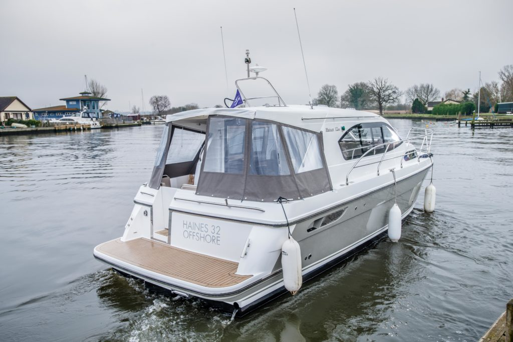 New Haines 32 Offshore For Sale Image 33