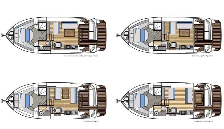 New Haines 32 Offshore For Sale Image 38