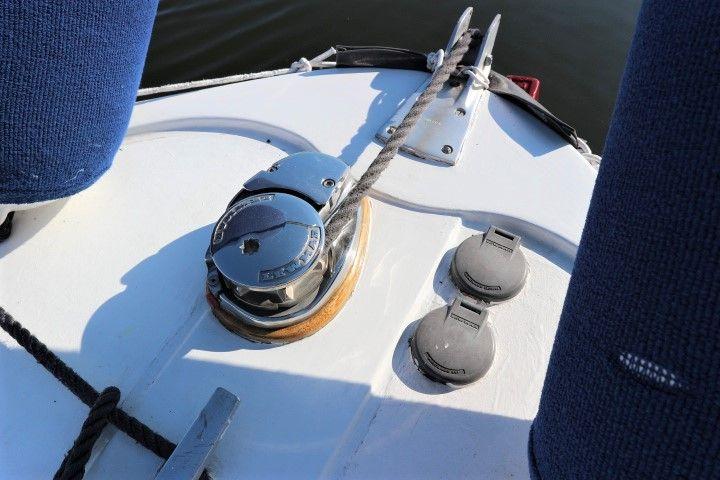 broom skipper for sale norfolk yacht agency nyh2463. Black Bedroom Furniture Sets. Home Design Ideas