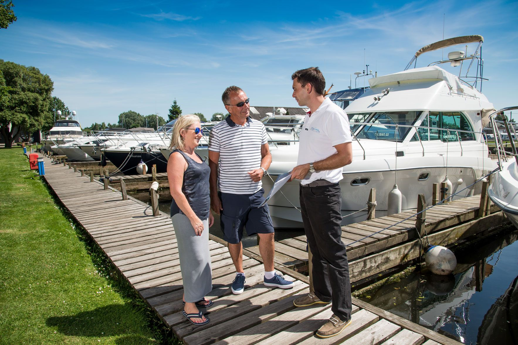 Choosing a Boat