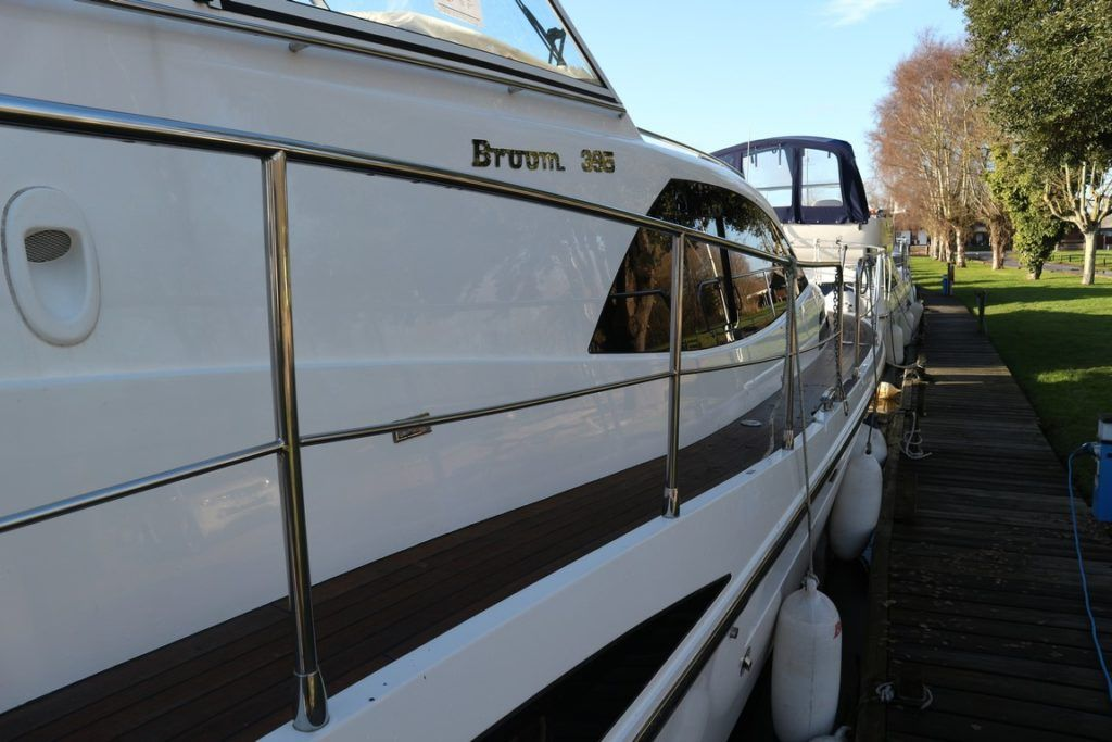 Broom 395 For Sale Image 16