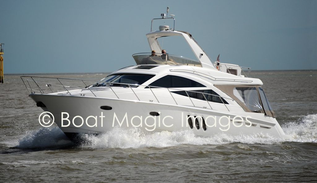 Sealine T50 For Sale Image 1