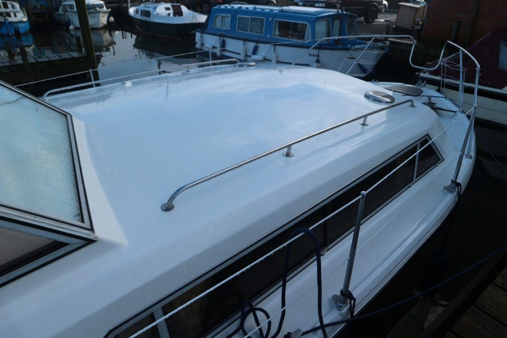 Fairline Mirage 29 For Sale   Norfolk Yacht Agency   NYB59517