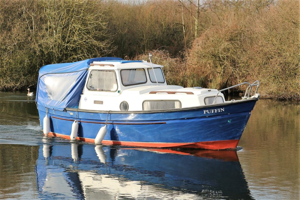 Hardy 20 Pilot For Sale Image 1