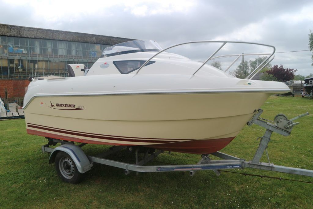 Quicksilver 460 For Sale Image 1