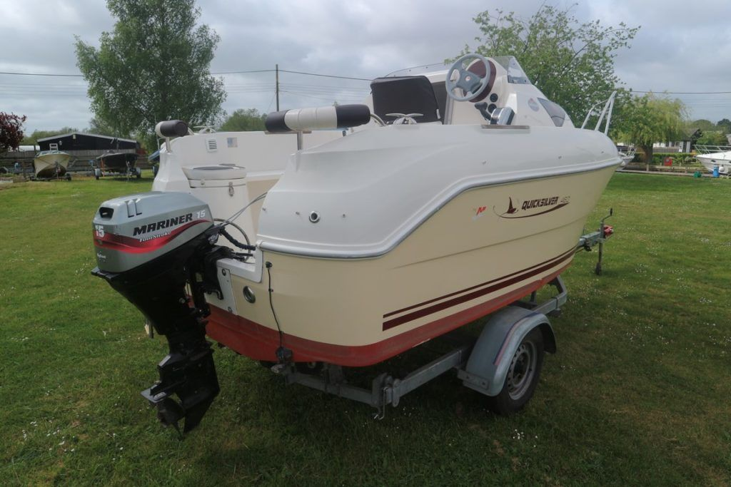 Quicksilver 460 For Sale Image 12