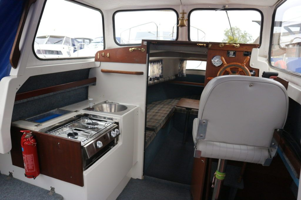 Hardy 20 Pilot For Sale Image 10
