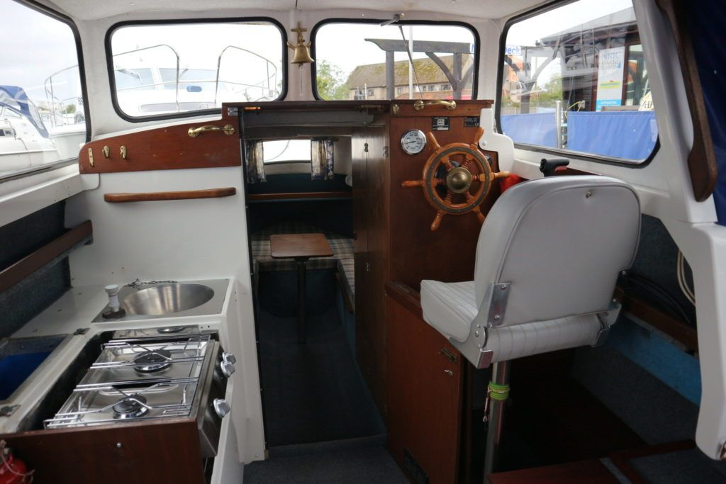 Hardy 20 Pilot For Sale Image 14