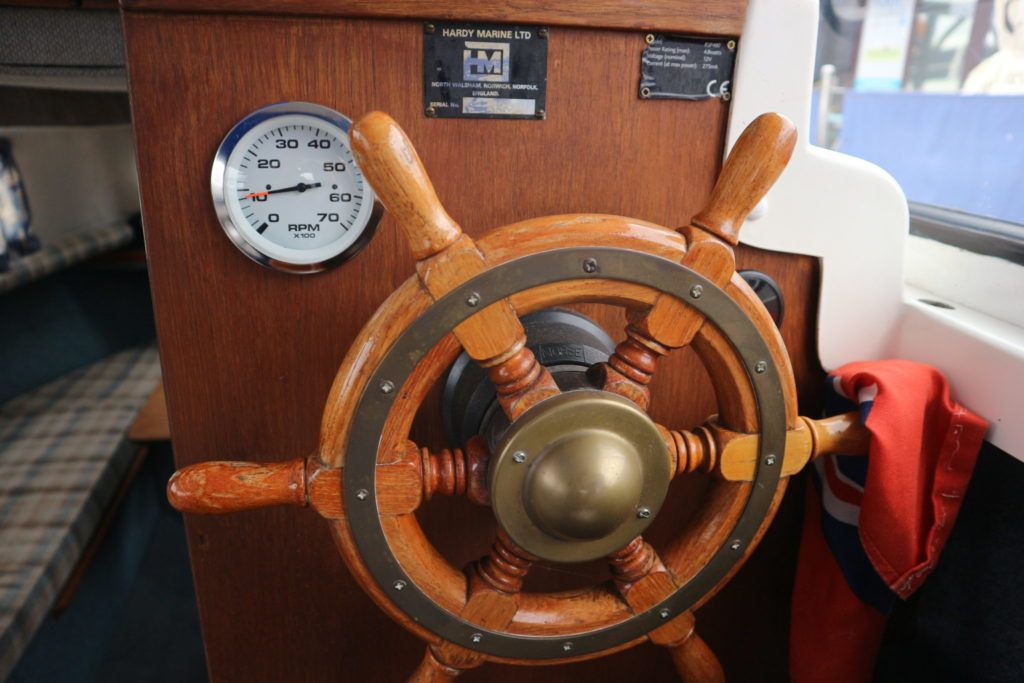 Hardy 20 Pilot For Sale Image 12