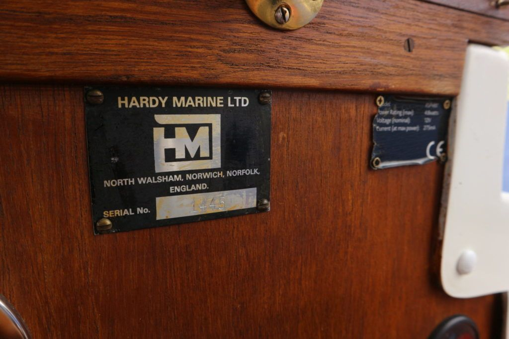 Hardy 20 Pilot For Sale Image 18