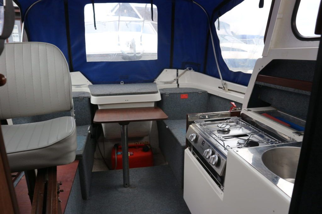 Hardy 20 Pilot For Sale Image 5