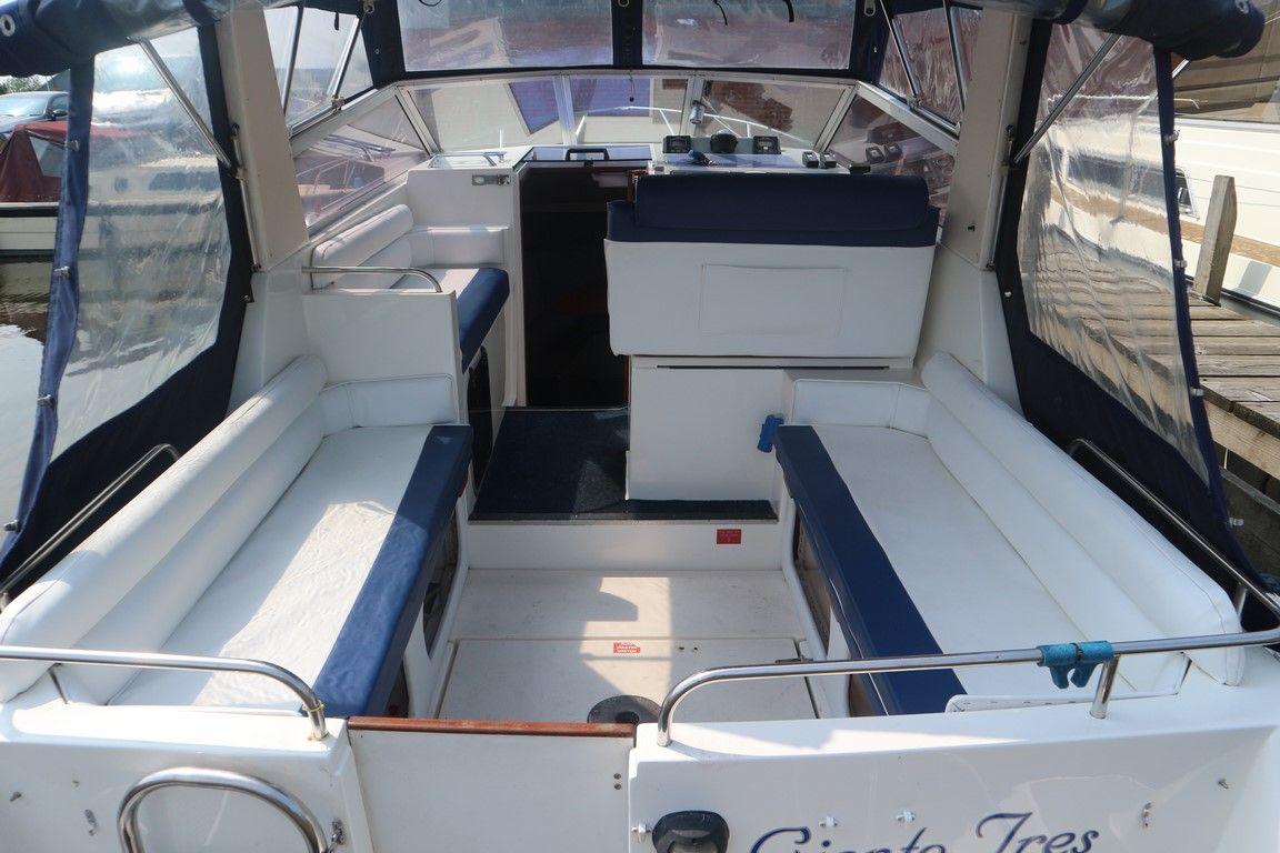 Cockpit Overview