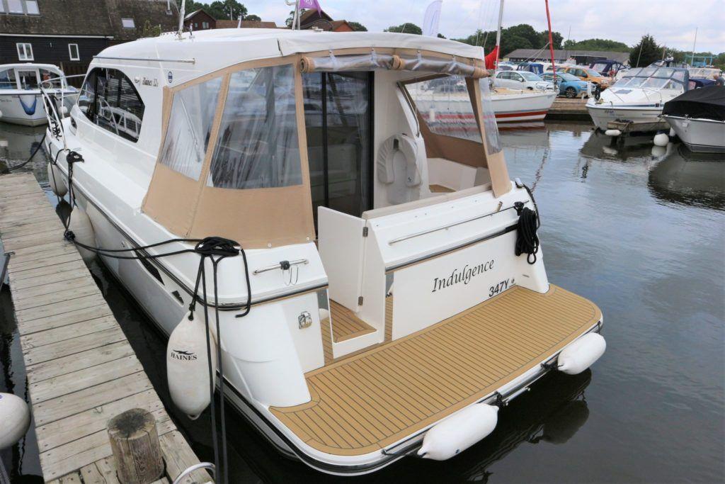Haines 32 Sedan For Sale Image 29