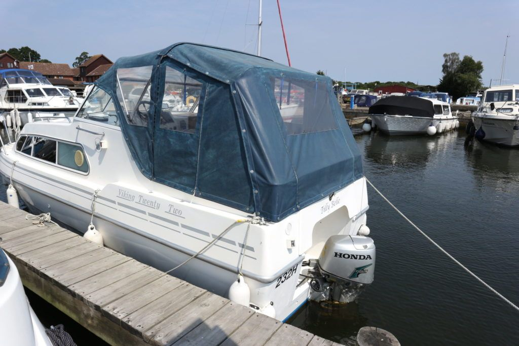 Viking 22 Wide Beam For Sale Image 26