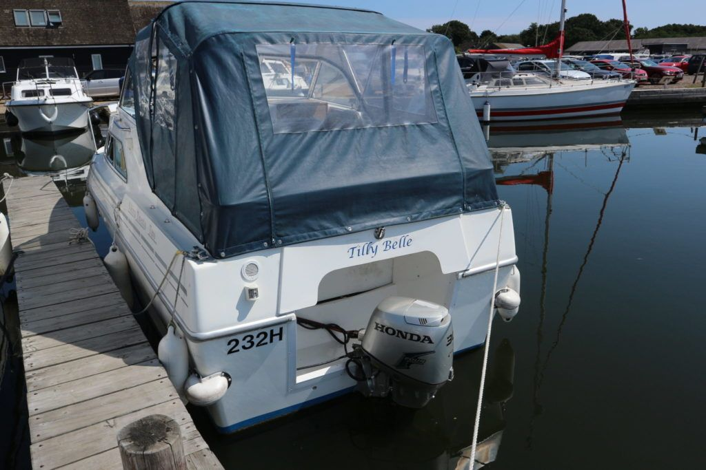 Viking 22 Wide Beam For Sale Image 25