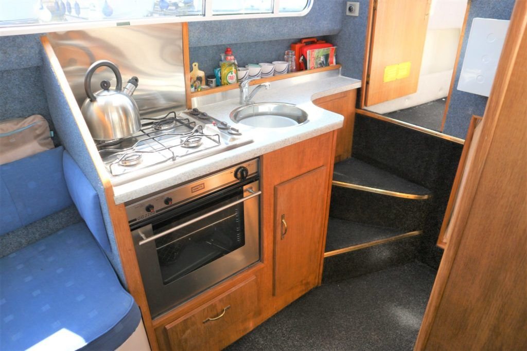 Viking 22 Wide Beam For Sale Image 3