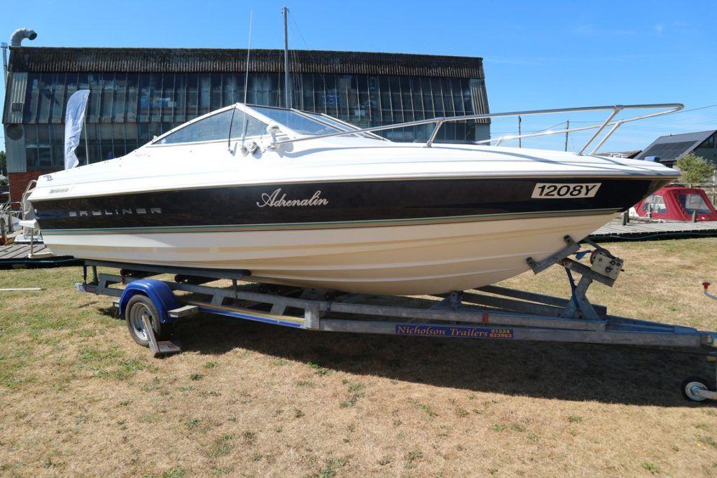 Bayliner 2052 Capri For Sale Image 1