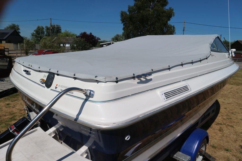 Bayliner 2052 Capri For Sale Image 16