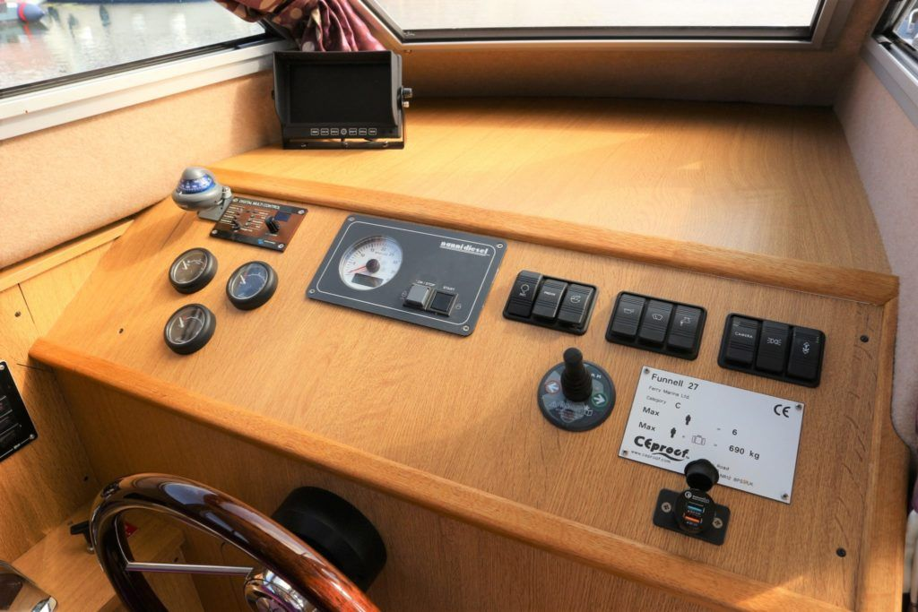 Funnell 27 FD For Sale Image 22