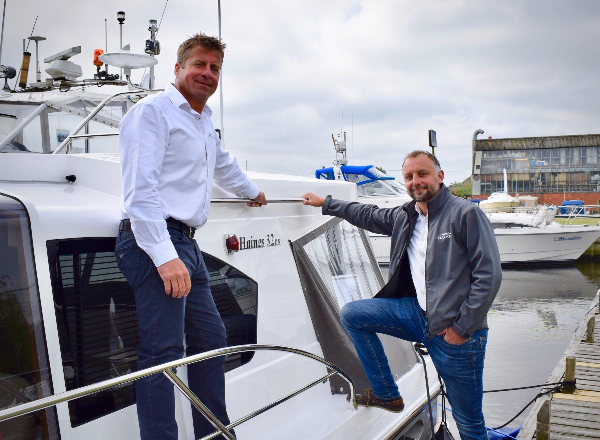 Norfolk Yacht Agency Haines Marine