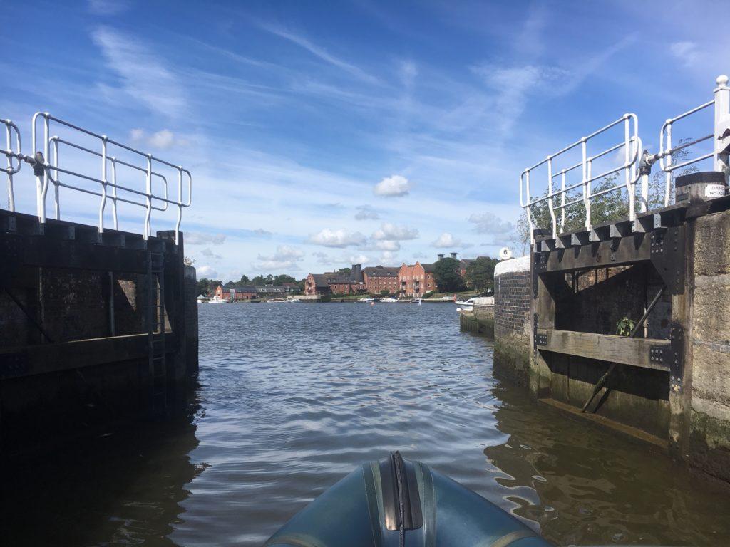 Mutford Lock
