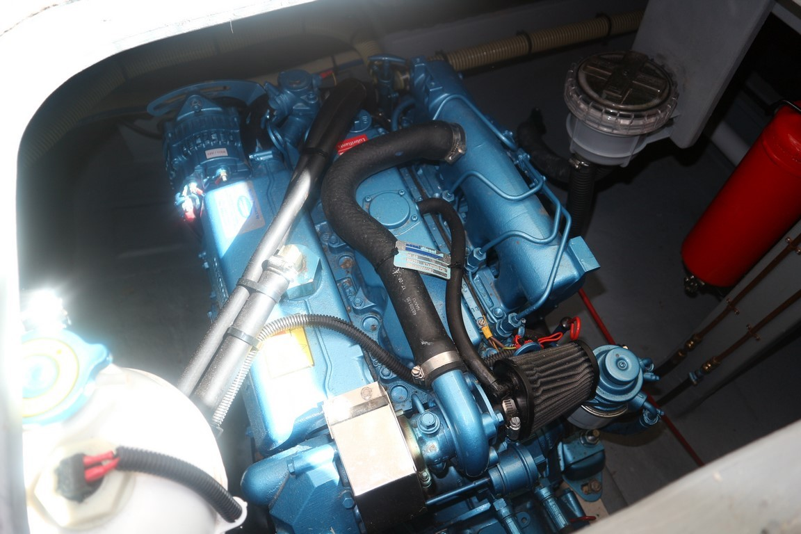 haines 320 engine
