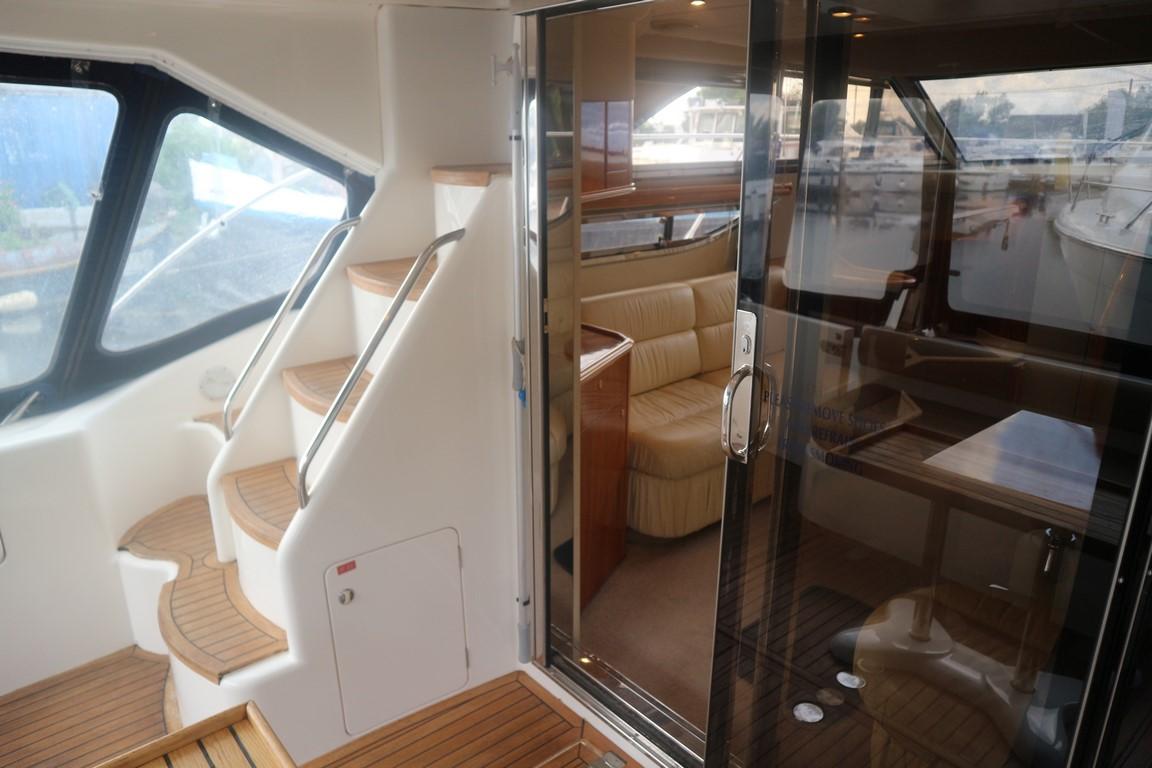 princess-420-interior