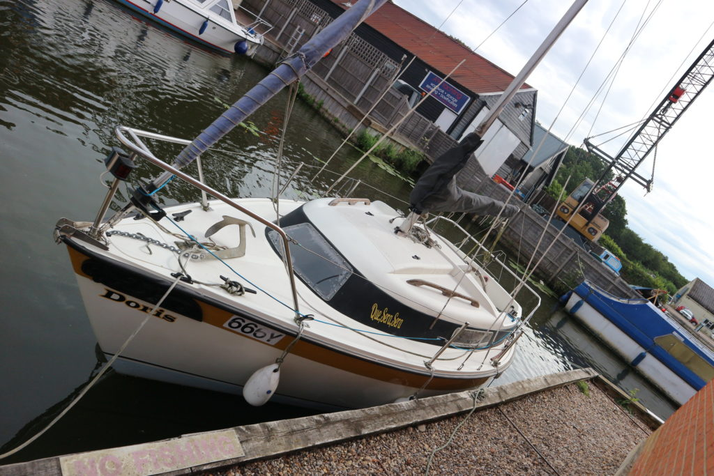 Newbridge Navigator For Sale   Norfolk Yacht Agency   NYH65304