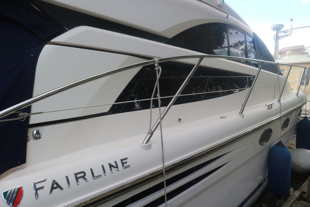 Fairline Phantom 40 For Sale Image 22