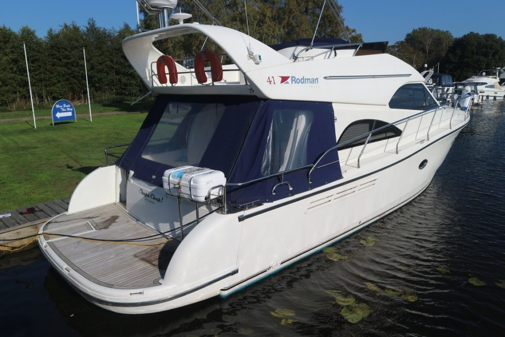 Rodman 41 For Sale Image 19