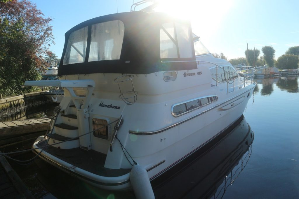 Broom 415 For Sale Image 19