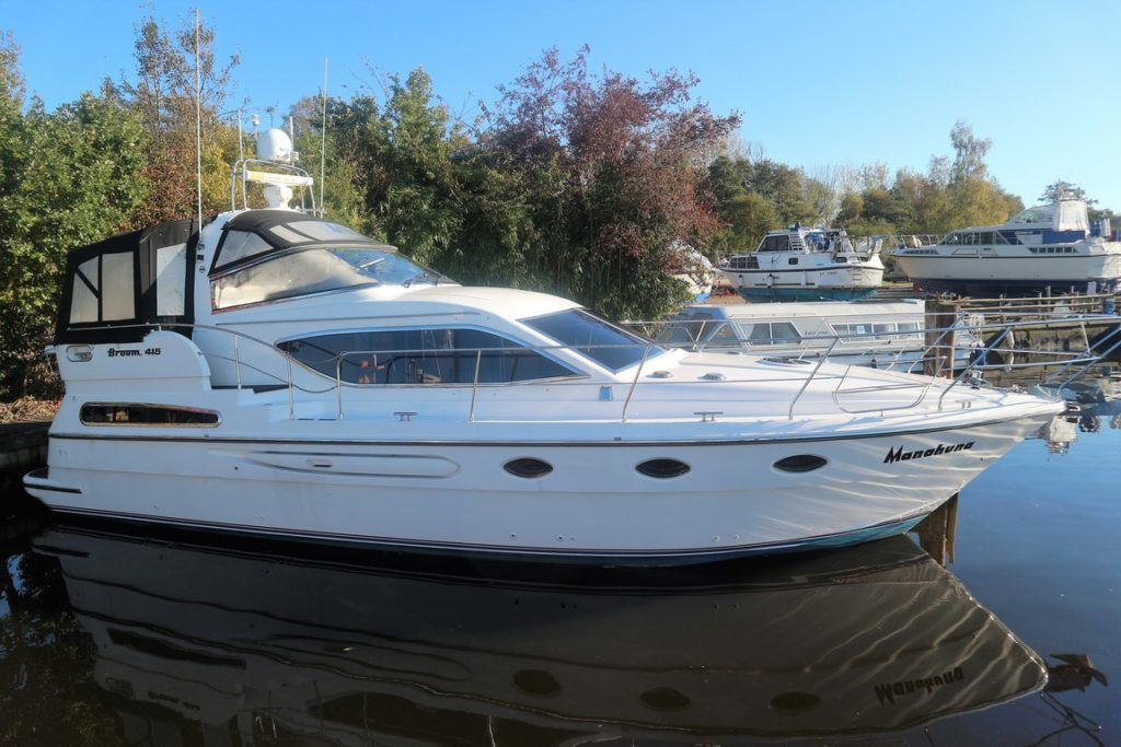 Broom 415 For Sale Image 1