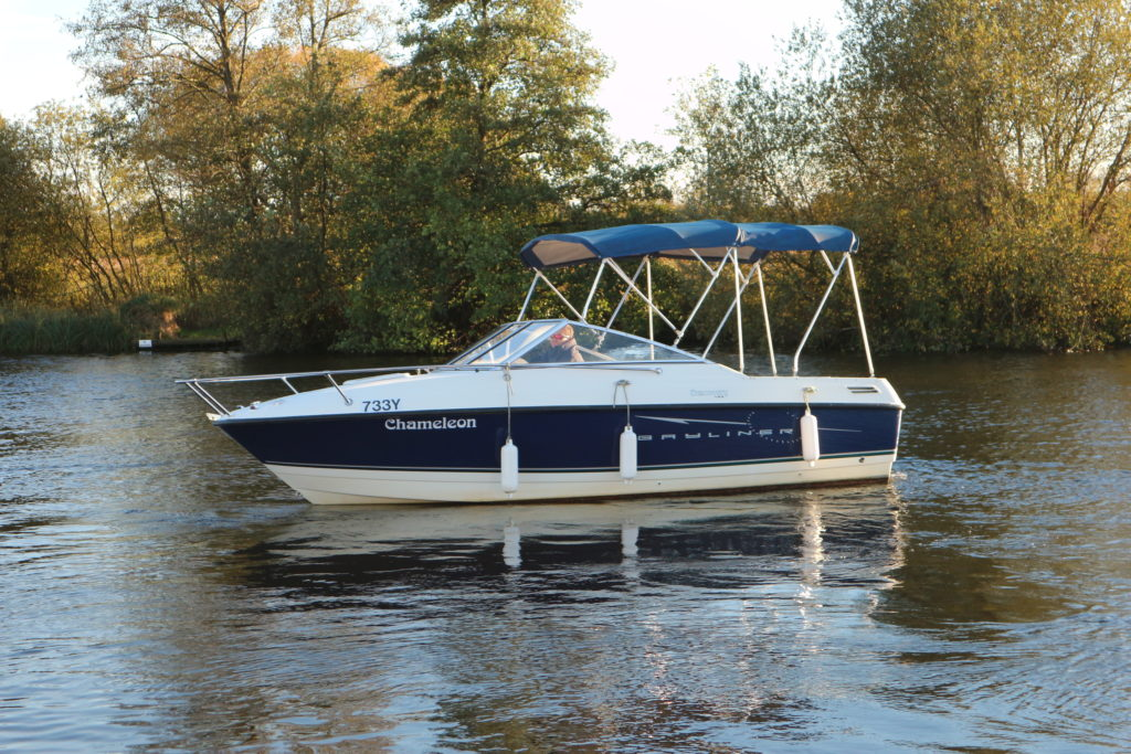 Bayliner Discovery 192 For Sale Image 19
