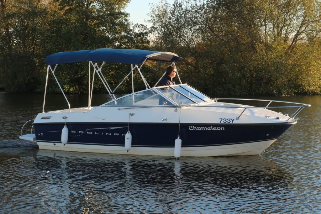Bayliner Discovery 192 For Sale Image 1