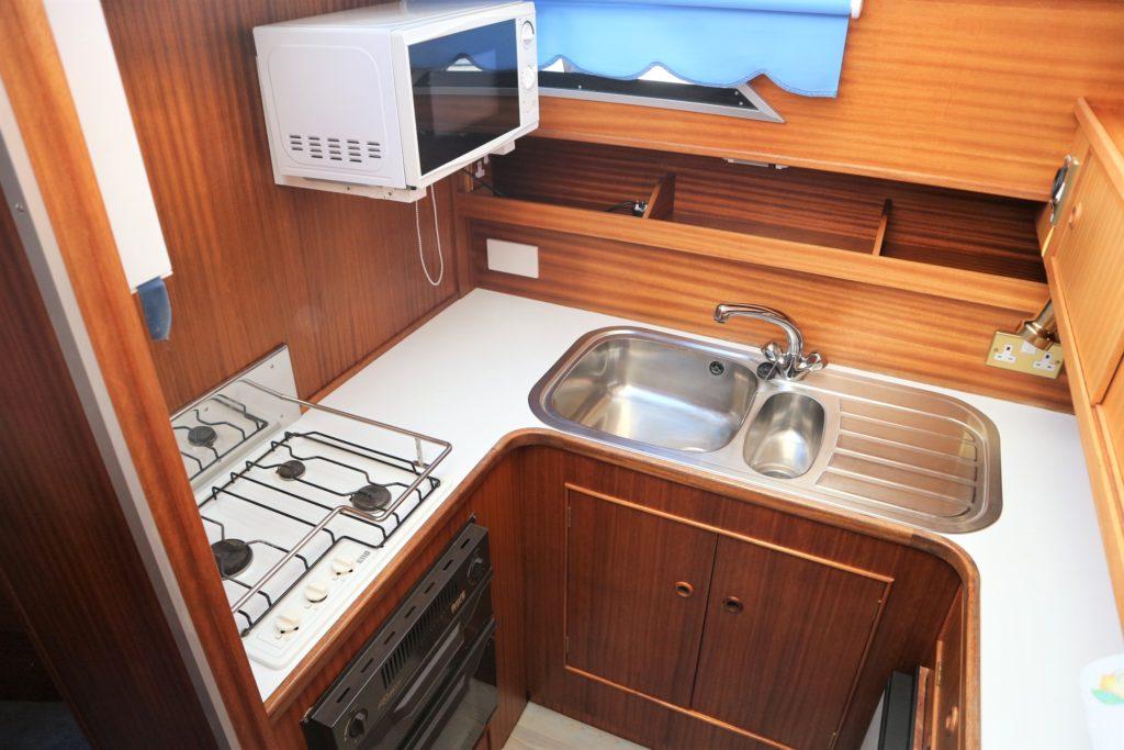 Broom Ocean 31 For Sale Image 15