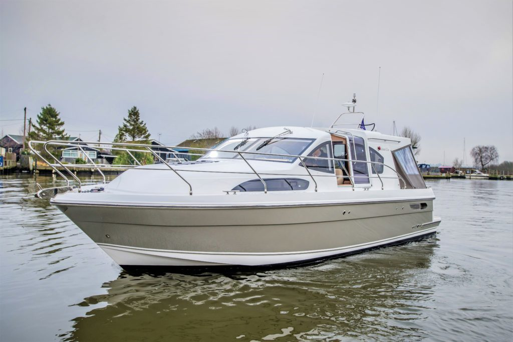 Haines 32 Sedan For Sale Image 1
