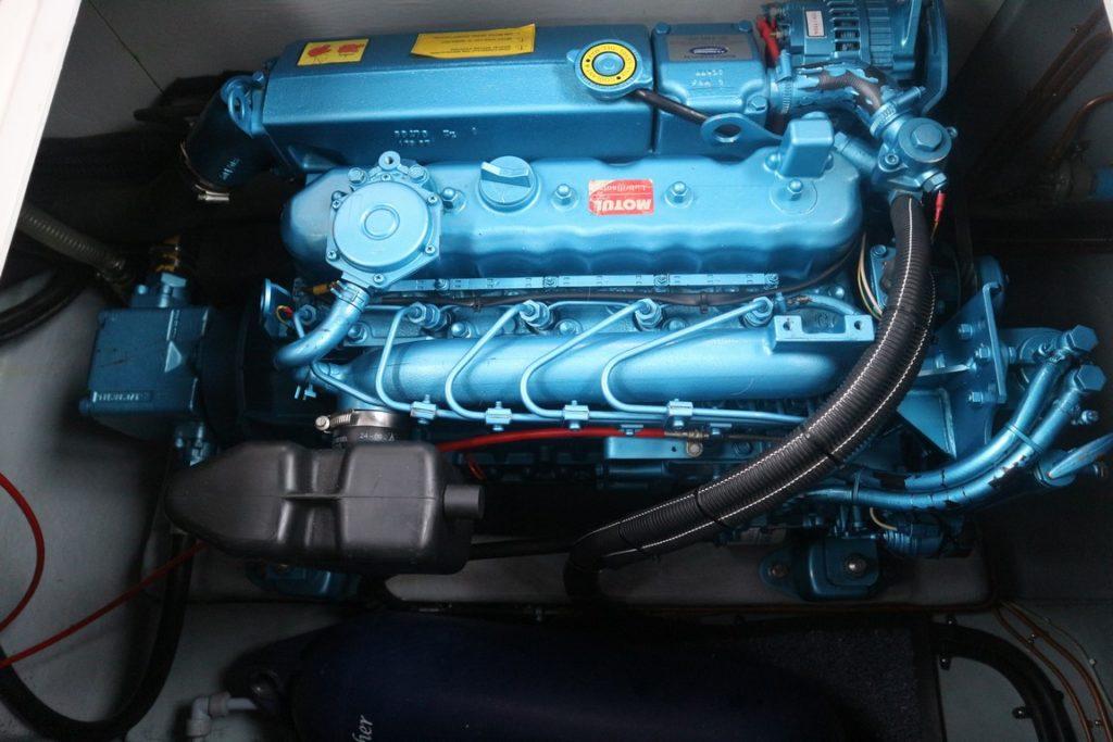 Sheerline 950 Aft Cockpit For Sale Image 21