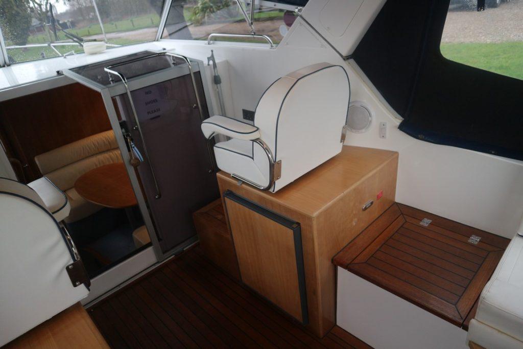 Sheerline 950 Aft Cockpit For Sale Image 18