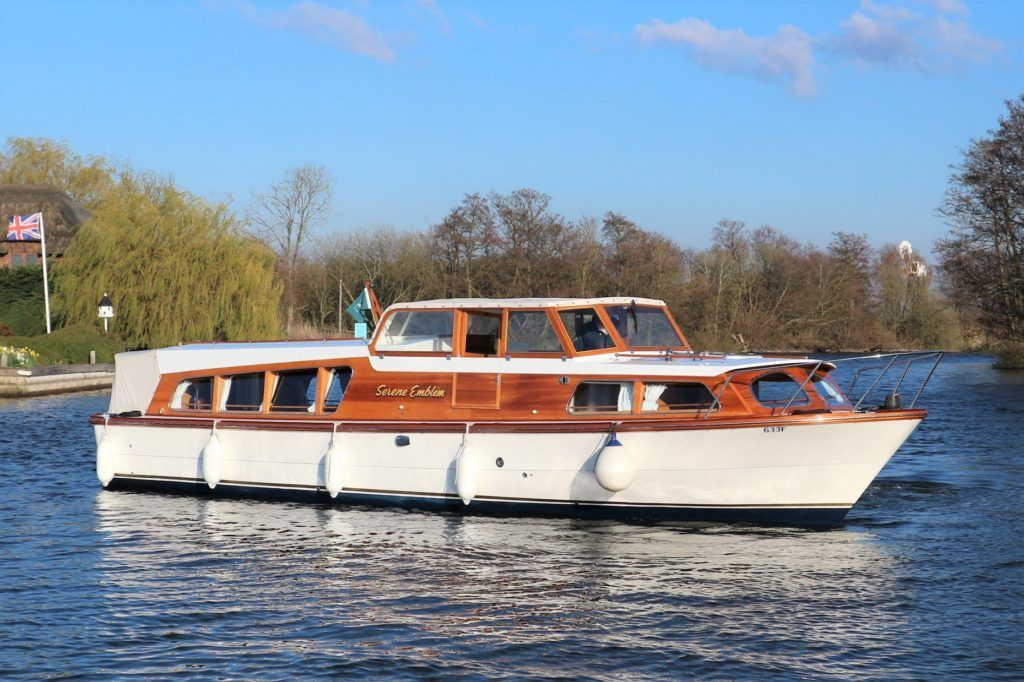 Ernest Collins 35′ Replica For Sale Image 1