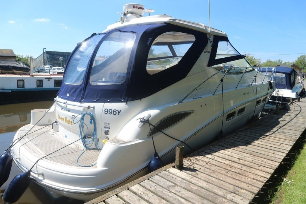 Sealine S43 For Sale Image 22
