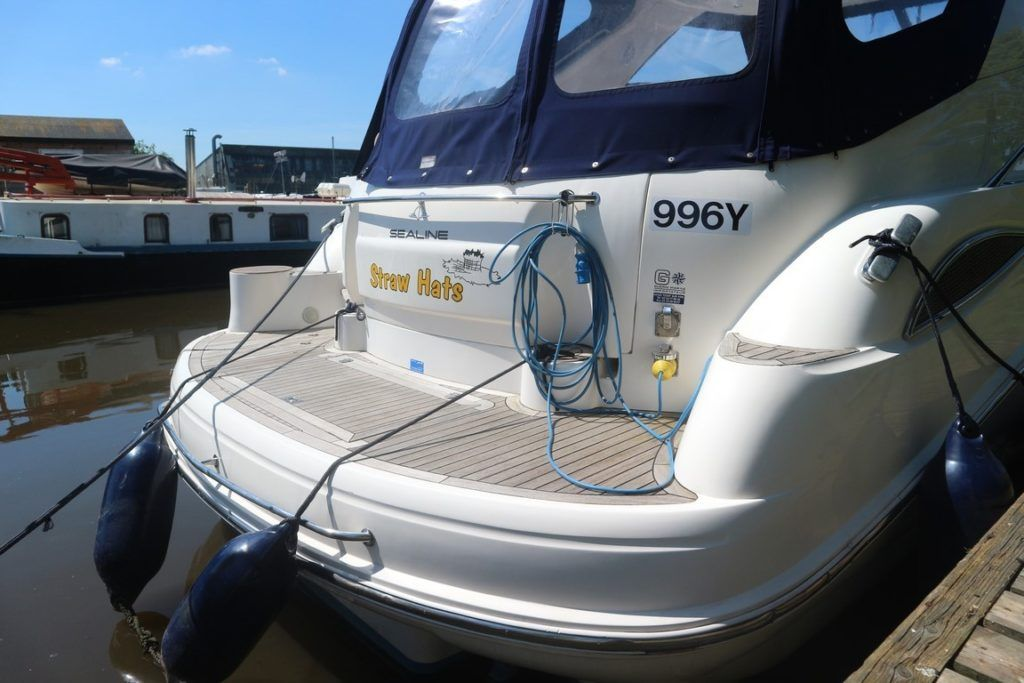 Sealine S43 For Sale Image 23