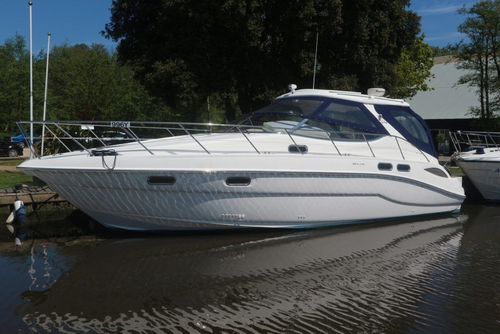 Sealine S43 For Sale Image 1