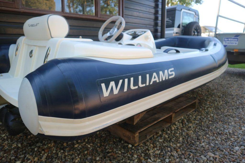 Williams 325 Jet Rib For Sale Image 8