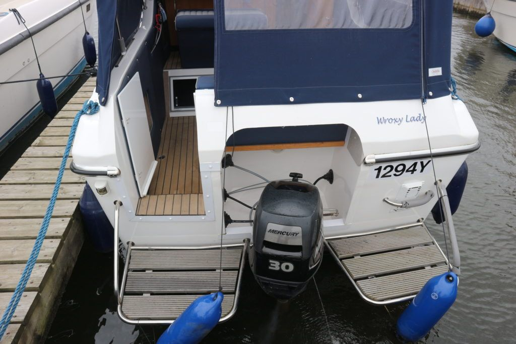 Viking 255 Wide Beam For Sale Image 25